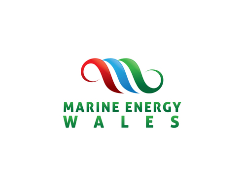 Either: Marine Energy Wales or Ocean Energy Wales A Logo, Monogram, or Icon  Draft # 36 by dimzsa