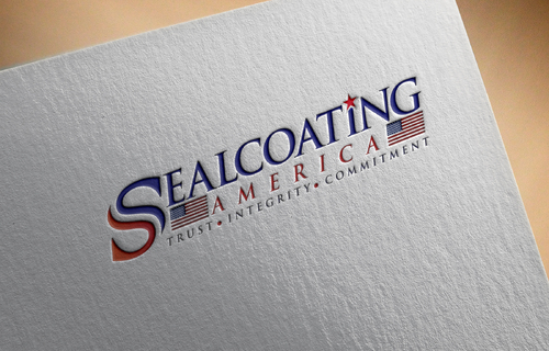 Sealcoating America A Logo, Monogram, or Icon  Draft # 781 by Goodthinker