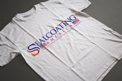 Sealcoating America A Logo, Monogram, or Icon  Draft # 784 by Goodthinker