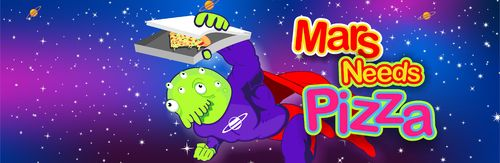 Mars Needs Pizza Other  Draft # 28 by CorelDraw