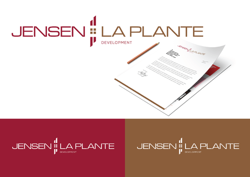 Jensen LaPlante A Logo, Monogram, or Icon  Draft # 306 by KenArrok