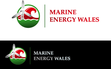 Either: Marine Energy Wales or Ocean Energy Wales A Logo, Monogram, or Icon  Draft # 61 by Kulapnot2020