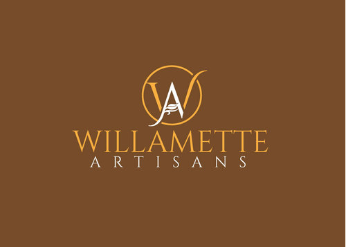 "WA (stands for Willamette Artisans Jewelry) possibly have the words "" Willamette Artisans"" in logo A Logo, Monogram, or Icon  Draft # 114 by Goodthinker"