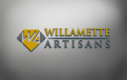 "WA (stands for Willamette Artisans Jewelry) possibly have the words "" Willamette Artisans"" in logo A Logo, Monogram, or Icon  Draft # 130 by jackHmill"