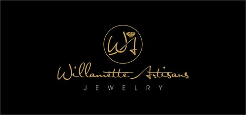 "WA (stands for Willamette Artisans Jewelry) possibly have the words "" Willamette Artisans"" in logo A Logo, Monogram, or Icon  Draft # 140 by StartArts"