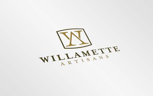 "WA (stands for Willamette Artisans Jewelry) possibly have the words "" Willamette Artisans"" in logo A Logo, Monogram, or Icon  Draft # 223 by Graphicon"