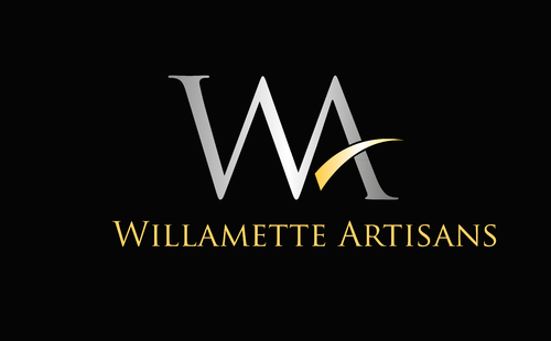"WA (stands for Willamette Artisans Jewelry) possibly have the words "" Willamette Artisans"" in logo A Logo, Monogram, or Icon  Draft # 225 by adam5s"