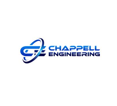 Chappell Engineering Logo Winning Design by darksoul