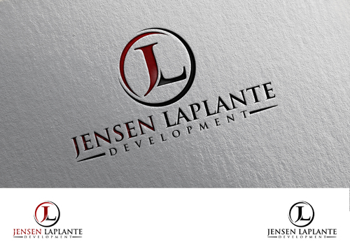 Jensen LaPlante Logo Winning Design by sairishidesigns