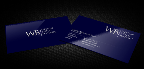 works in london and country Business Cards and Stationery Winning Design by sevensky