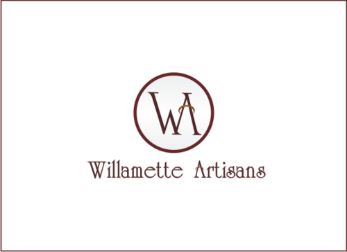 "WA (stands for Willamette Artisans Jewelry) possibly have the words "" Willamette Artisans"" in logo A Logo, Monogram, or Icon  Draft # 809 by vintzd"