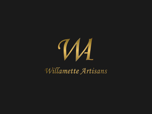 "WA (stands for Willamette Artisans Jewelry) possibly have the words "" Willamette Artisans"" in logo A Logo, Monogram, or Icon  Draft # 811 by Solitude"