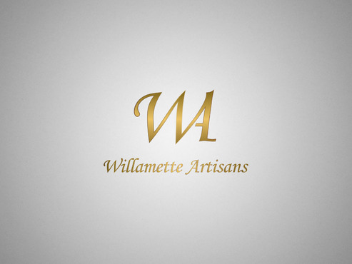 "WA (stands for Willamette Artisans Jewelry) possibly have the words "" Willamette Artisans"" in logo A Logo, Monogram, or Icon  Draft # 812 by Solitude"
