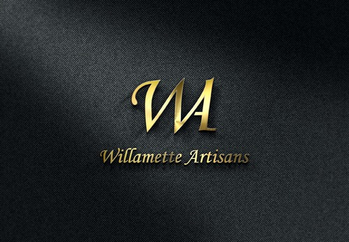 "WA (stands for Willamette Artisans Jewelry) possibly have the words "" Willamette Artisans"" in logo A Logo, Monogram, or Icon  Draft # 813 by Solitude"