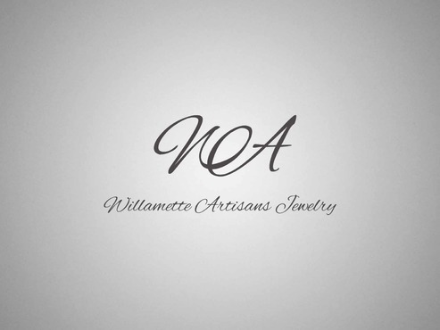 "WA (stands for Willamette Artisans Jewelry) possibly have the words "" Willamette Artisans"" in logo A Logo, Monogram, or Icon  Draft # 816 by Solitude"