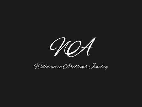 "WA (stands for Willamette Artisans Jewelry) possibly have the words "" Willamette Artisans"" in logo A Logo, Monogram, or Icon  Draft # 817 by Solitude"