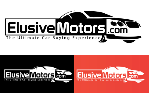 ElusiveMotors.com The Ultimate Car Buying Experience Business Cards and Stationery  Draft # 13 by VijayPratap
