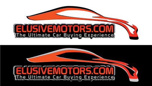 ElusiveMotors.com The Ultimate Car Buying Experience Business Cards and Stationery  Draft # 25 by VijayPratap