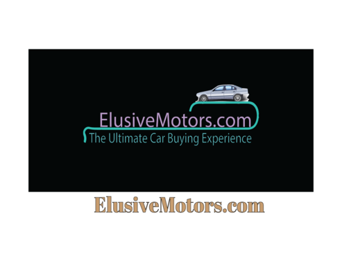 ElusiveMotors.com The Ultimate Car Buying Experience Business Cards and Stationery  Draft # 28 by syedtariq
