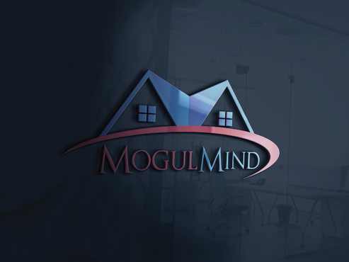 MogulMind A Logo, Monogram, or Icon  Draft # 586 by Sukiyuko