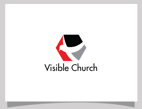 Visible Church A Logo, Monogram, or Icon  Draft # 23 by EXPartLogo
