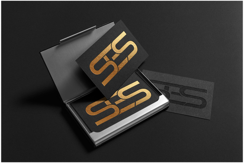 S E S or the letters S E S I A Logo, Monogram, or Icon  Draft # 247 by sonusmiley
