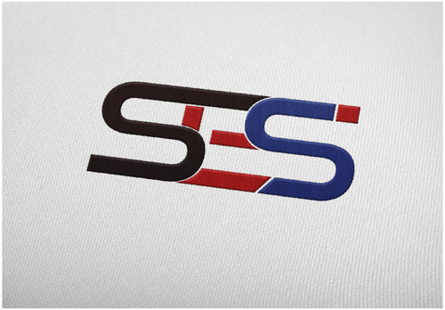 S E S or the letters S E S I A Logo, Monogram, or Icon  Draft # 248 by sonusmiley