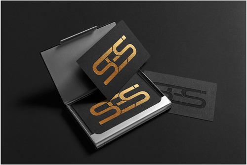 S E S or the letters S E S I A Logo, Monogram, or Icon  Draft # 250 by sonusmiley