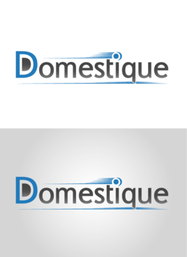 Domestique A Logo, Monogram, or Icon  Draft # 327 by PRDesigns