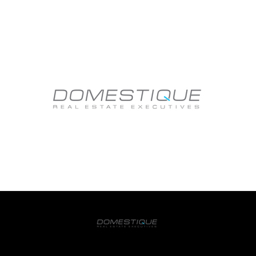 Domestique A Logo, Monogram, or Icon  Draft # 341 by suhartini