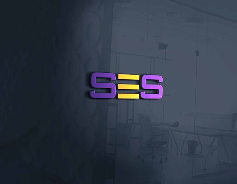 S E S or the letters S E S I A Logo, Monogram, or Icon  Draft # 397 by DrawSigner