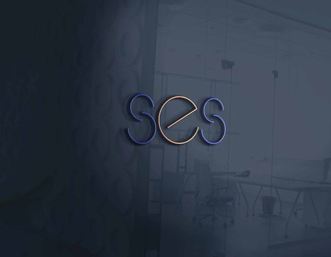 S E S or the letters S E S I A Logo, Monogram, or Icon  Draft # 399 by DrawSigner