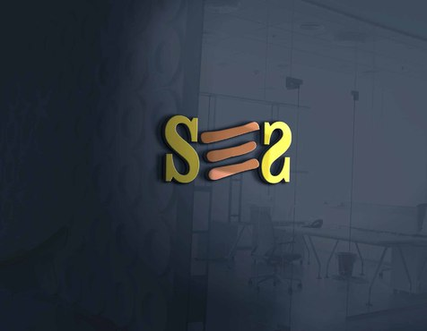 S E S or the letters S E S I A Logo, Monogram, or Icon  Draft # 400 by DrawSigner
