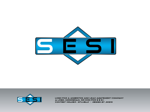 S E S or the letters S E S I A Logo, Monogram, or Icon  Draft # 404 by jms10