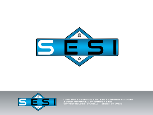 S E S or the letters S E S I A Logo, Monogram, or Icon  Draft # 405 by jms10