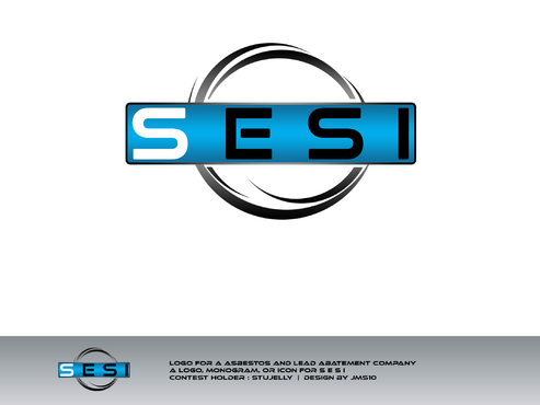S E S or the letters S E S I A Logo, Monogram, or Icon  Draft # 410 by jms10