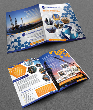 OFFSHORE RENTAL EQUIPMENTS Marketing collateral Winning Design by Achiver