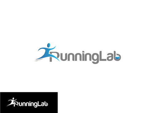 RunningLab A Logo, Monogram, or Icon  Draft # 71 by richkhaled