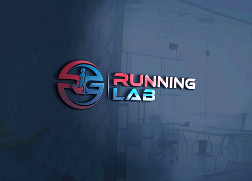 RunningLab A Logo, Monogram, or Icon  Draft # 88 by vdhadse