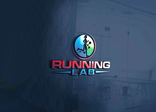 RunningLab A Logo, Monogram, or Icon  Draft # 90 by vdhadse