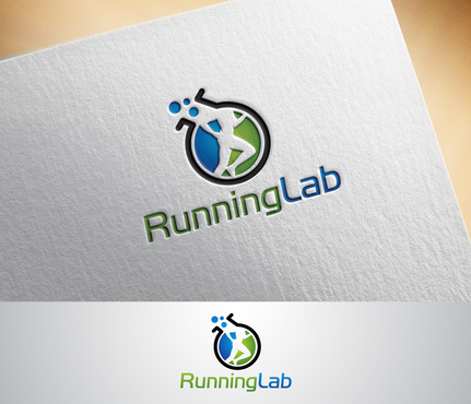 RunningLab A Logo, Monogram, or Icon  Draft # 96 by Stardesigns