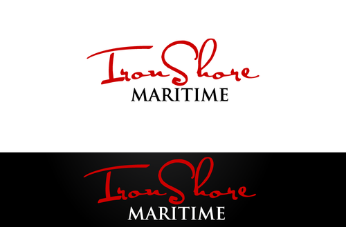 Iron Shore Maritime A Logo, Monogram, or Icon  Draft # 1 by PrintMedia