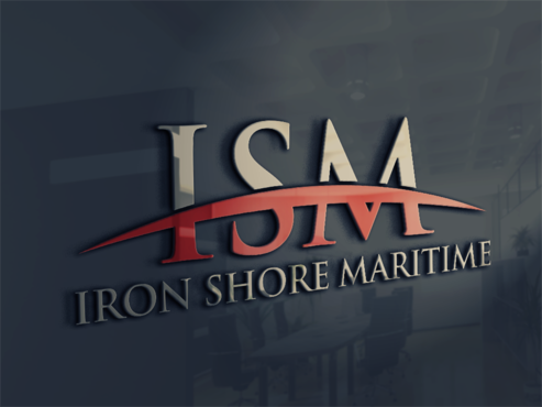 Iron Shore Maritime A Logo, Monogram, or Icon  Draft # 4 by PrintMedia