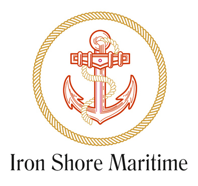 Iron Shore Maritime A Logo, Monogram, or Icon  Draft # 23 by schultz