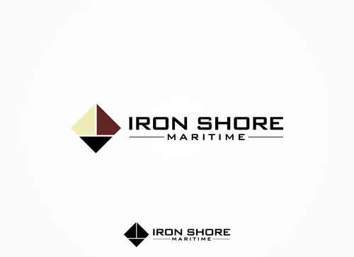 Iron Shore Maritime A Logo, Monogram, or Icon  Draft # 26 by Sacril