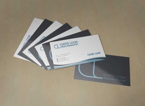 Curtis Look Photography Business Cards and Stationery  Draft # 13 by skyscraper