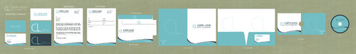 Curtis Look Photography Business Cards and Stationery  Draft # 172 by skyscraper