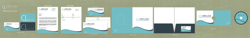 Curtis Look Photography Business Cards and Stationery  Draft # 173 by skyscraper