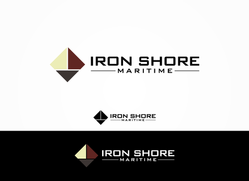 Iron Shore Maritime A Logo, Monogram, or Icon  Draft # 54 by Sacril