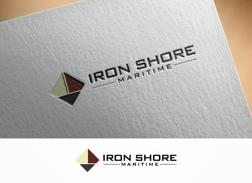 Iron Shore Maritime A Logo, Monogram, or Icon  Draft # 55 by Sacril